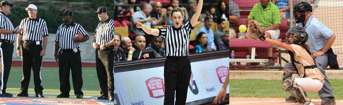 Nfhs mentorship programs play key role in retaining contest officials fandeluxe Image collections
