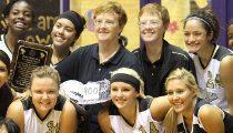 Browning twins combine to be among winningest volleyball coaches in nation