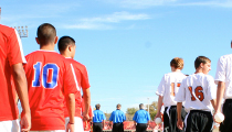 New Substitution Opportunity in High School Soccer