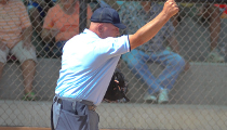 Umpiring the Blowout Game