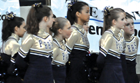 Role of Cheerleaders in an Athletic Department's Mission