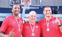 In Their Own Words: Don Showalter, Coach Excels with USA Basketball