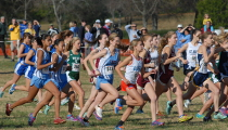 Tennessee State Cross Country Meet Known  for Unique Course