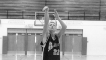 Indiana's Colclasure was Record-setting Free-throw Marksman