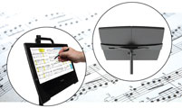 Digital Music Stands: Music on Display