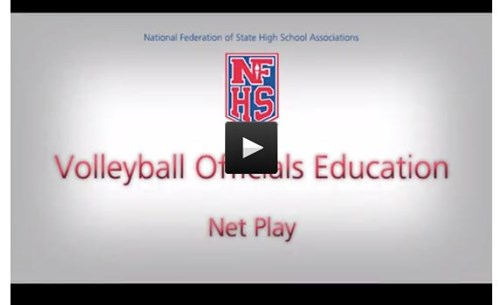 Volleyball officials video library adds several volleyball videos fandeluxe Images