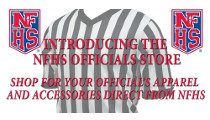 Online NFHS Officials Store Features Smitty Official's Apparel