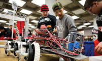 Robotics Offers New Participation Opportunities in Two States