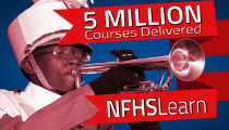 NFHS Learning Center Reaches Five Million Online Education Courses on its 10-Year Anniversary
