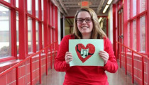 Minnesota Student Selected for National Heart of the Arts Award
