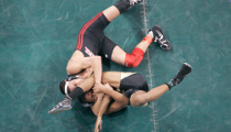 Alternate Two-Piece Uniform Approved for High School Wrestling