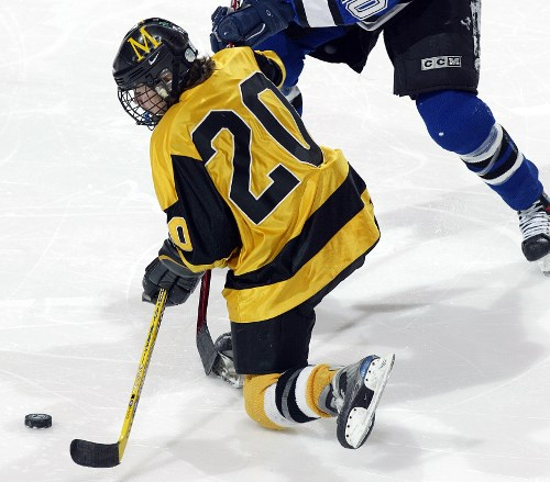 Captain S Choice Of Players Modified In High School Ice Hockey
