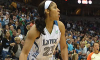 Solid Foundation at Home Paves Way for Maya Moore's Success