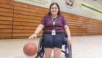 CIF - Southern Section: Born with Spina Bifida, Coachella Valley High Senior Clara Garcia's Drive Extends to Basketball