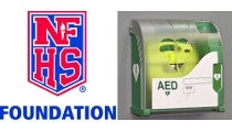 NFHS Foundation Provides More Than 400 AEDs to High Schools, State Associations