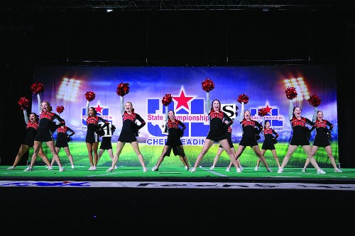 UIL State Spirit Championships Drawing Record Participants
