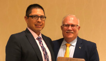NFHS Board Member Kevin Fitzgerald Named Superintendent of the Year