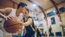 June Scholastic Division I Men's Basketball Events