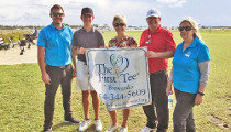 "Florida Golf State Champion Gives Back to ""First Tee"" Youth"