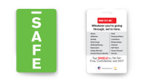 NFHS Joins Bag Tags, Inc. and Crisis Text Line to Provide SAFE Tags