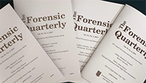 Forensic Quarterly – New Name, Same Great Information