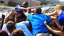 Improving Security at End of High School Sporting Events