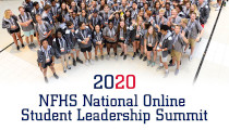 2,600-Plus Students Registered for First Virtual NFHS National Student Leadership Summit