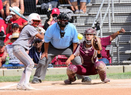 Player Equipment Changes Highlight Rules Revisions  in High School Softball
