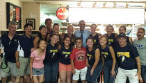 Illinois Softball Players Meet President Obama