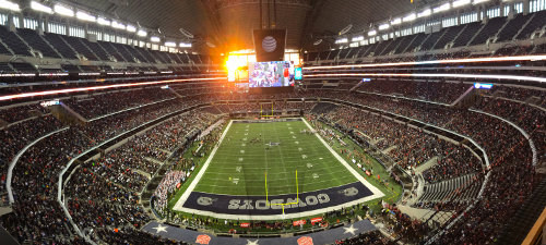 Texas High School Football State Championships Are Definitely Big