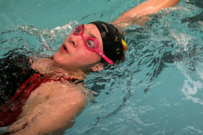... Backstroke Event Highlights 2014-15 Swimming and Diving Rules Changes