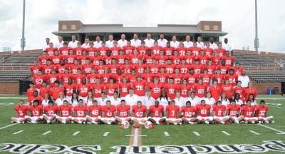 Katy High School Football Team
