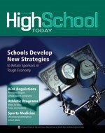 High School Today Cover November 10