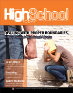 High School Today Cover - September 12