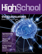 High School Today - November 12 Cover
