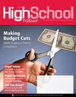 High School Today Cover May 10