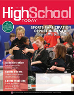 High School Today Cover - March 2013